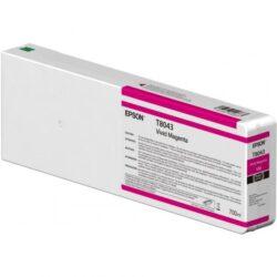 CARTUS VIVID MAGENTA C13T804300 700ML ORIGINAL EPSON SC-P6000 STD