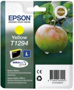 CARTUS YELLOW C13T12944011 7ML ORIGINAL EPSON STYLUS SX420FW