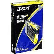 CARTUS YELLOW C13T543400 110ML ORIGINAL EPSON STYLUS PRO 9600