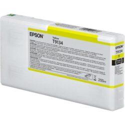 CARTUS YELLOW C13T913400 200ML ORIGINAL EPSON SC-P5000 STD