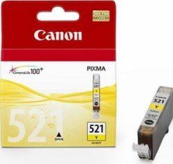 CARTUS YELLOW CLI-521Y 9ML ORIGINAL CANON IP4600