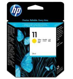 CARTUS YELLOW NR.11 C4838A 28ML ORIGINAL HP BI 2200