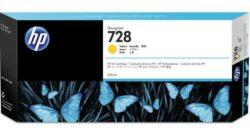 CARTUS YELLOW NR.728 F9K15A 300ML ORIGINAL HP DESIGNJET T730