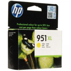 CARTUS YELLOW NR.951XL CN048AE 17ML ORIGINAL HP OFFICEJET PRO 8100 N811A