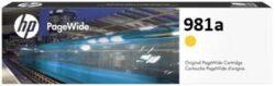 CARTUS YELLOW NR.981A J3M70A ORIGINAL HP PAGEWIDE ENTERPRISE 556DN