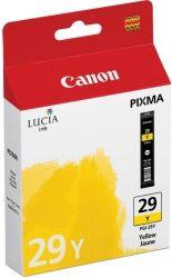 CARTUS YELLOW PGI-29Y ORIGINAL CANON PIXMA PRO-1