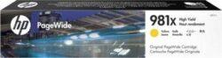 CARTUS YELLOW XL NR.981X L0R11A ORIGINAL HP PAGEWIDE ENTERPRISE 556DN