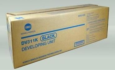 DEVELOPER BLACK DV-311K A0XV03D 600K ORIGINAL KONICA MINOLTA BIZHUB C220