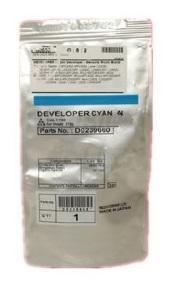 DEVELOPER CYAN D0239660 240K ORIGINAL RICOH AFICIO MP C2800
