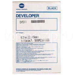 DEVELOPER DV-511 024G 250K ORIGINAL KONICA MINOLTA BIZHUB 420