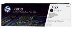 DUAL PACK CARTUS TONER CF380XD 2X4.4K ORIGINAL HP LASERJET PRO M476NW
