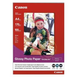 HARTIE CERNEALA CANON PHOTO GLOSSY 10X15CM 106G 100COLI GP501S