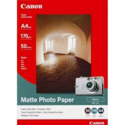 HARTIE CERNEALA CANON PHOTO MATTE MP101 A4 50 SHEETS