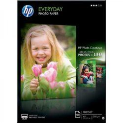 HARTIE CERNEALA HP PHOTO EVERYDAY SEMI-GLOSSY A4 100COLI 200G Q2510A