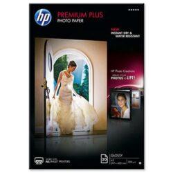 HARTIE CERNEALA HP PREMIUM PLUS GLOSSY PHOTO WHITE CR675A 300G A3 20COLI