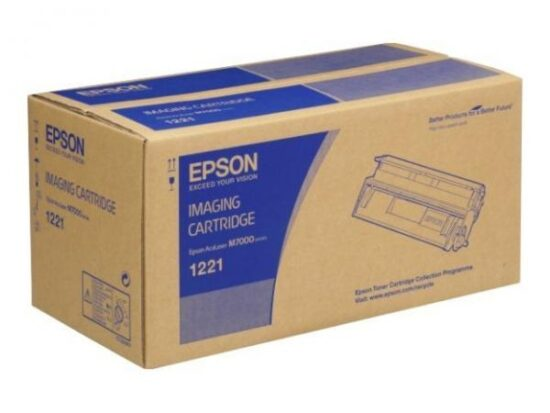 IMAGING CARTRIDGE C13S051221 15K ORIGINAL EPSON ACULASER M7000N