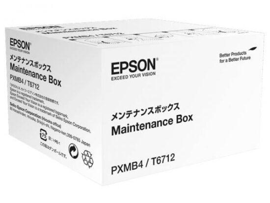 MAINTENANCE BOX C13T671200 ORIGINAL EPSON WORKFORCE PRO WF-8010DW