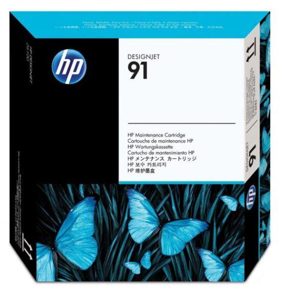 MAINTENANCE CARTRIDGE NR.91 C9518A ORIGINAL HP DESIGNJET Z6100