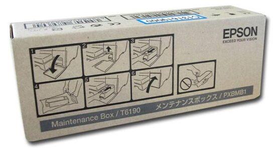 MAINTENANCE TANK C13T619000 ORIGINAL EPSON BUSINESS B300