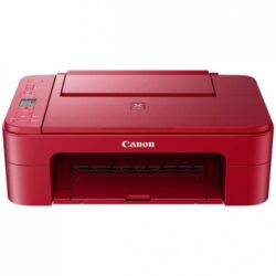 MULTIFUNCTIONAL CERNEALA CANON PIXMA TS3352 RED
