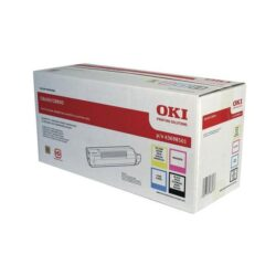 MULTIPACK CMYK RAINBOW KIT 43698501 4X6K ORIGINAL OKI C8600N