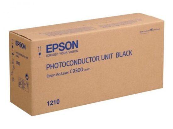 PHOTOCONDUCTOR UNIT BLACK C13S051210 24K ORIGINAL EPSON ACULASER C9300N