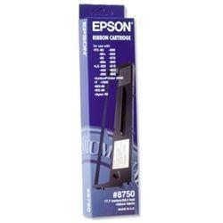 RIBON BLACK NR.8750 C13S015637 (C13S015019) ORIGINAL EPSON LX-300