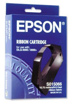 RIBON NYLON BLACK C13S015066 ORIGINAL EPSON DLQ-3000