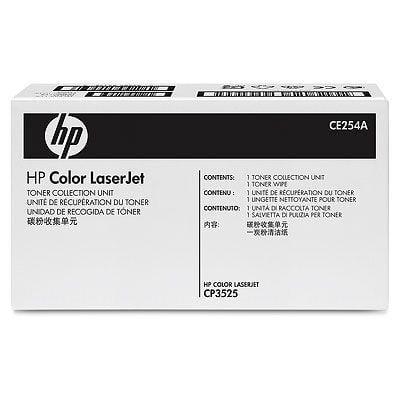 TONER COLLECTION UNIT CE254A ORIGINAL HP LASERJET CP3525N