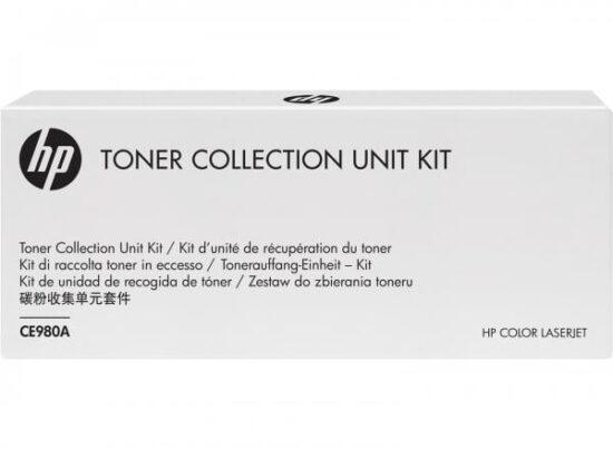 TONER COLLECTION UNIT CE980A ORIGINAL HP LASERJET CP5525N