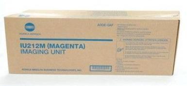UNITATE CILINDRU MAGENTA IU-212M A0DE0AF 45K ORIGINAL KONICA MINOLTA BIZHUB C200