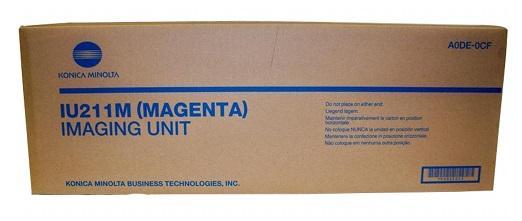 UNITATE IMAGINE MAGENTA IU-211M A0DE0CF 55K ORIGINAL KONICA MINOLTA BIZHUB C203