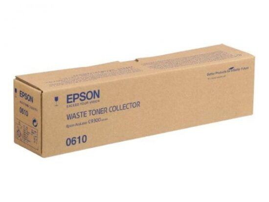 WASTE TONER COLLECTOR C13S050610 24K ORIGINAL EPSON ACULASER C9300N