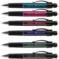 Creion Mecanic 0.7 mm Grip Plus 1307 Faber-Castell