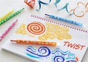 Creioane Cerate Retractabile Faber-Castell