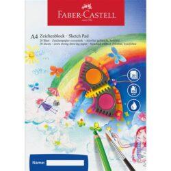 Bloc Desen Acuarela A4 Faber-Castell