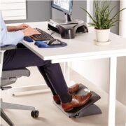 Suport Ergonomic Picioare Ajustabil Microban Fellowes