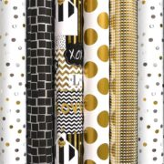 Hartie Ambalaj Rola 70cm x 1.5m Urban Style Rotolux