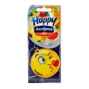 AEROMA ODORIZANT AUTO HAPPY TROPICAL FRUITS
