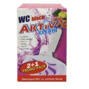 AKTIV ODORIZANT WC FLORAL PROMO PACK 2+1