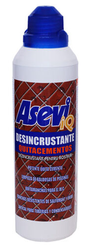 ASEVI DEZINCRUSTANT 500 ML