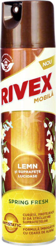 RIVEX SPRAY MOBILA 300ML+100ML SPRING FRESH