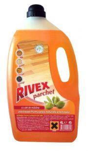 RIVEX SOLUTIE PARCHET 4L ULEI MASLINE