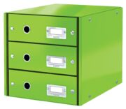 Cabinet cu sertare Leitz WOW Click & Store