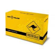 Cartus Toner Just Yellow Compatibil Lexmark 12A8400 (Negru)
