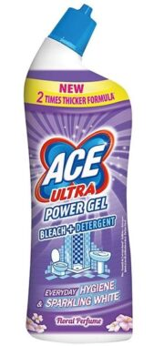 ACE POWER GEL FLORAL 750ML