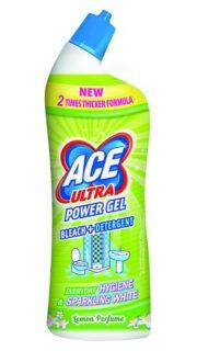 ACE POWER GEL LEMON 750ML