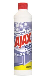 AJAX SOLUTIE GEAM FLOWERS OF SPRING REZERVA 500ML