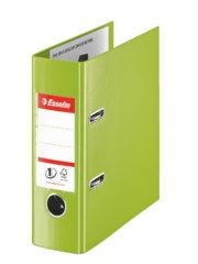 BIBLIORAFT PLASTIFIAT INT-EXT A5 7.5CM VERDE NR1 POWER ESSELTE