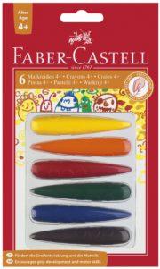 CREIOANE CERATE MODEL DEGETE SET 6 FABER CASTELL